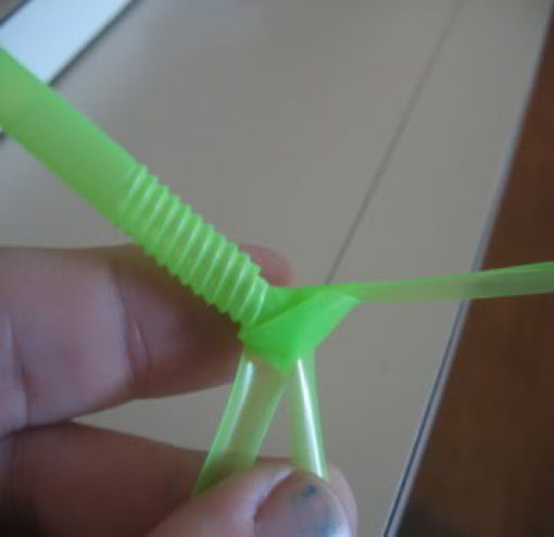 How to Make a Shrimp Out of a Bendy Straw (35 pics)