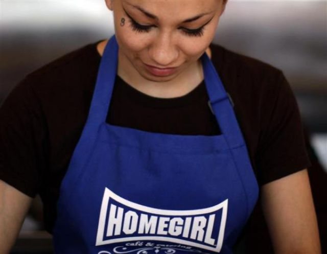 Homegirl Cafe with Curious Staff (16 pics)