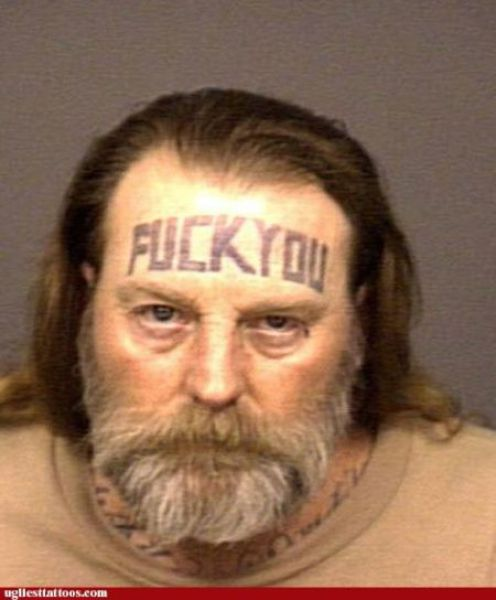 The Most Stupid Tattoos Ever (41 pics)