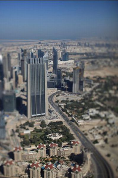 Wonderful Tilt-Shift Photography (39 pics)