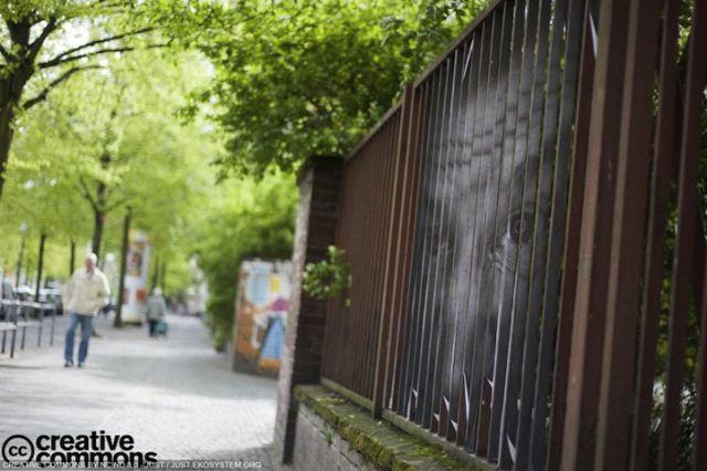 Ingenious Fence (2 pics)