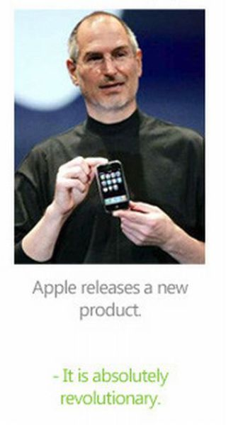 It's Funny How Apple Sells Its Products (6 pics)