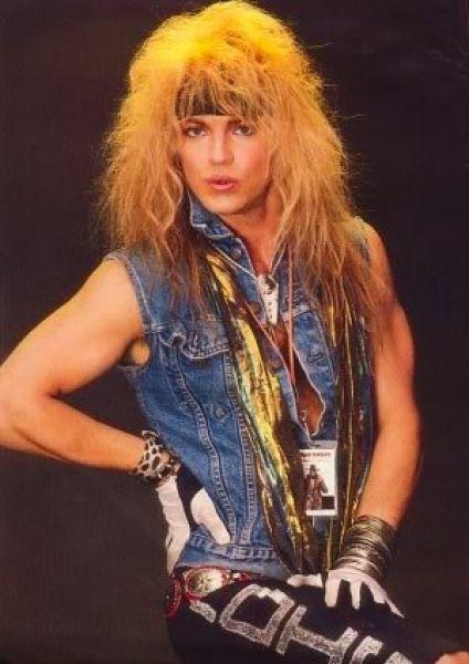 The Original Glam Rock Douchebag? (19 pics)
