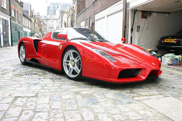 Crime King's Amazing Exotic Car Collection (19 pics)