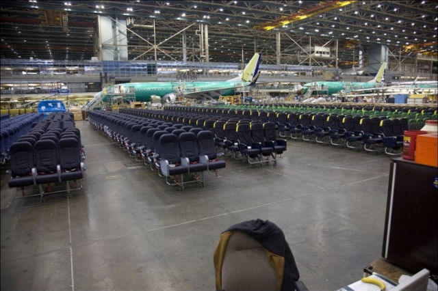How Boeing 737 is Made (13 pics)