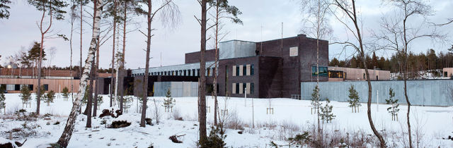 Luxurious Prison in Halden (29 pics)
