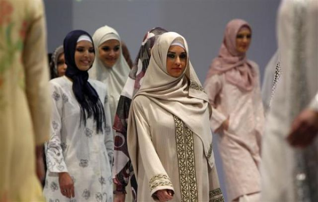 Islamic Fashion (11 pics)