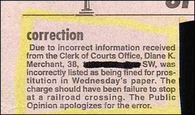 Hilarious News Fails (24 pics)