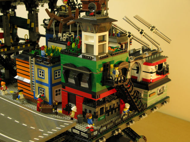 Lego Constructions That Will Make You Drool (19 pics)