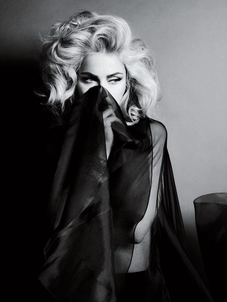 Madonna Looks Too Good to Be True (13 pics)