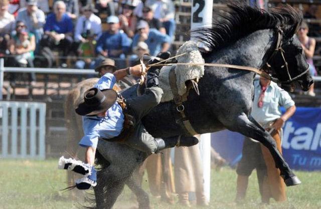 Rodeo in Uruguay (16 pics)