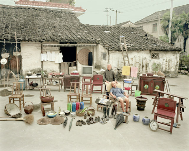 A Different Chinese Culture (13 pics)