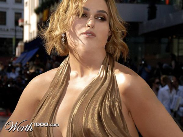 If Celebrities Were Fat (47 pics)