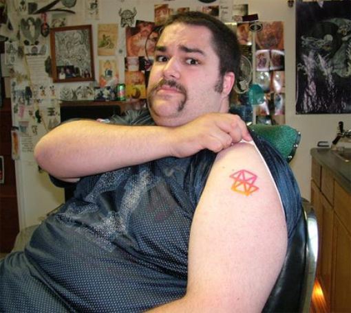 Odd Tattoos(21 pics)