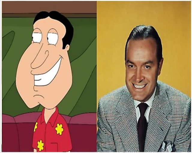 Celebs That Look Like Famous Cartoon Characters (25 pics)