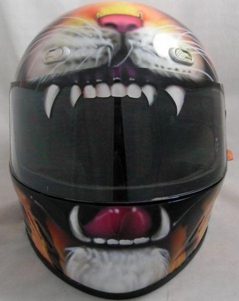 Cool Motorcycle Helmets (27 pics)