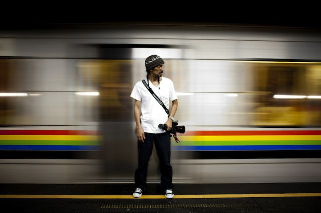 Inspiring Motion Blurred Photography (20 pics)