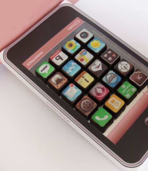 A Cool Present for iPhone Fans (5 pics)