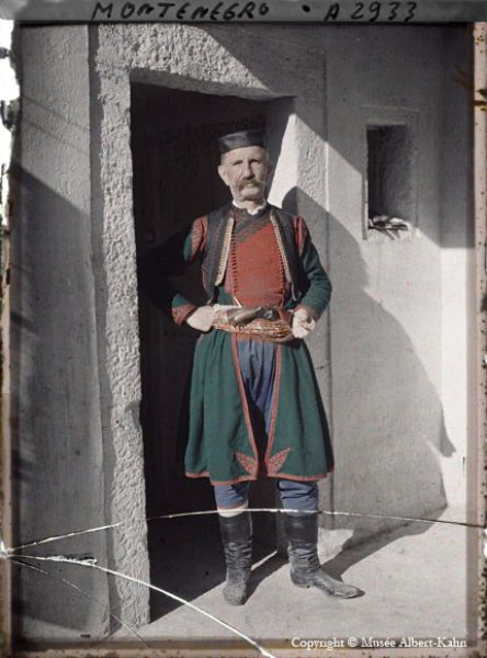 Early 20th Century in Color (72 pics)
