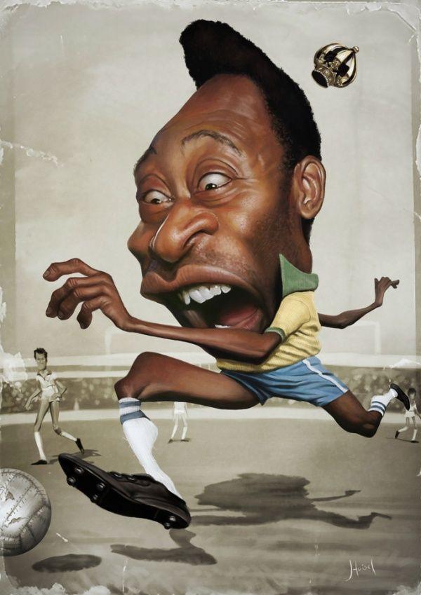 Impressive Caricatures (58 pics)