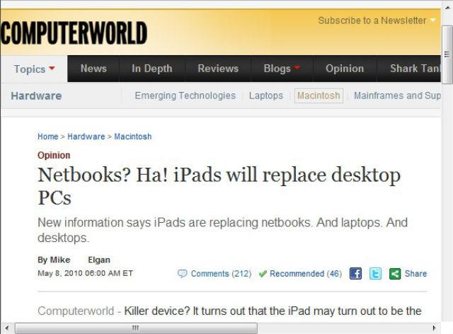 iPad Madness (4 pics)
