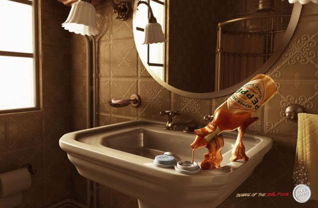 A Collection of Beautiful and Cool Ads (55 pics)