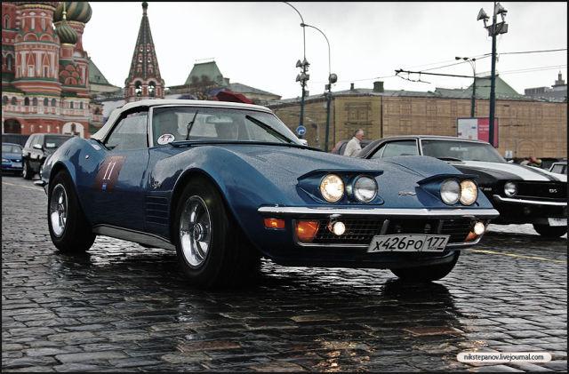 Rally of Vintage Cars (19 pics)