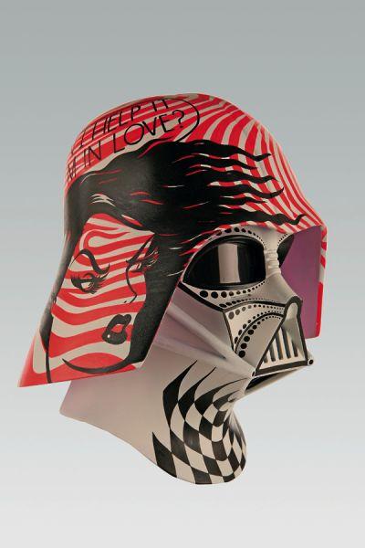 Darth Vader Helmets (25 pics)