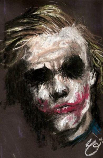 Let's Have a Joker's Smile! (36 pics)