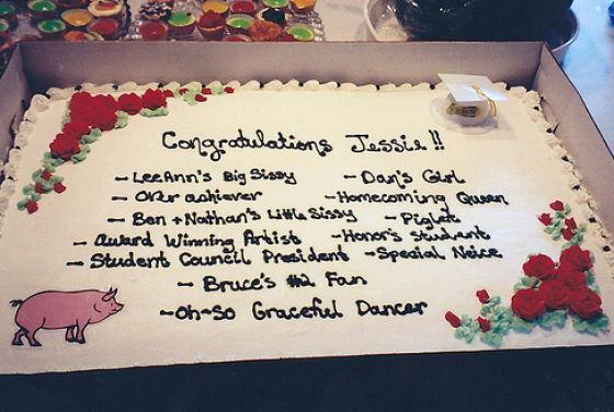 Strange Graduation Cakes (54 pics) - Izismile.com