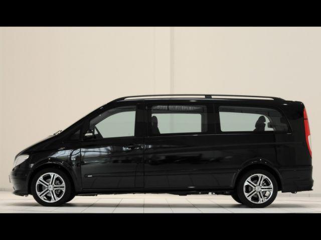 Brabus Mercedes-Benz Viano Lounge Concept (18 pics)