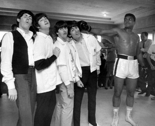 Celebrity Photos by Harry Benson (45 pics)