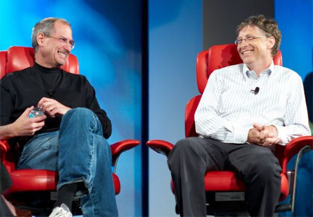 Some Humor from Bill Gates and Steve Jobs (24 pics)