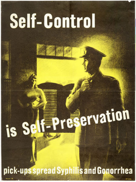 STD Propaganda of the 1930-1940 (50 pics)