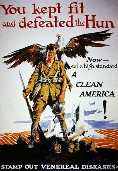 STD Propaganda of the 1930-1940 (50 pics)