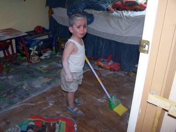 When Kids Have the Last Laugh (47 pics)