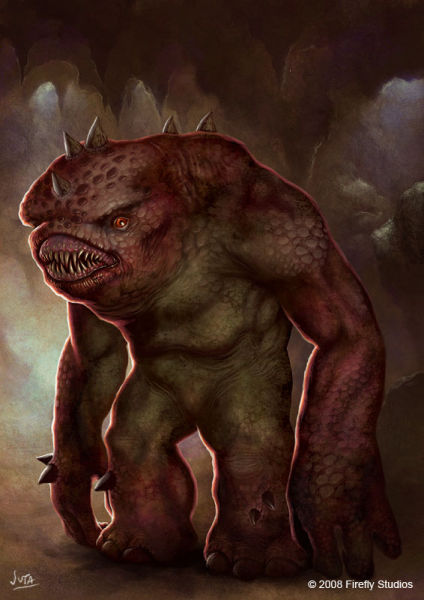 Ugly and Frightening Monsters from Your Nightmares (74 pics)