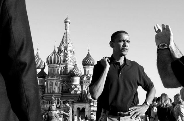Obama's Official Photographer (53 pics)