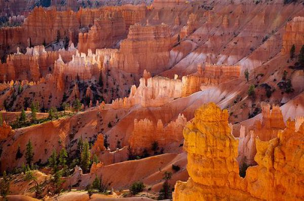 Beautiful Bryce Canyon and Its Rock Formations (30 pics)