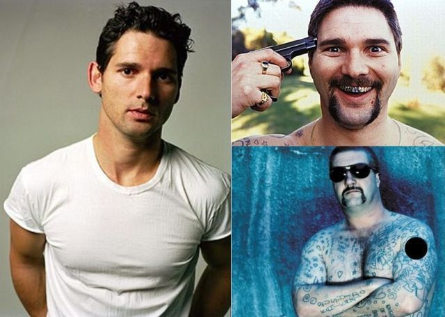 The Best Transformation of Stars for Their Movie Roles. Part 2 (22 pics)