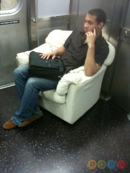 What You Can See in the Subway. Part 2 (93 pics)