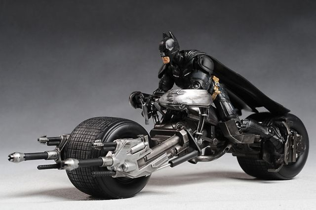 Awesome Handmade Batman Batpod (10 pics)