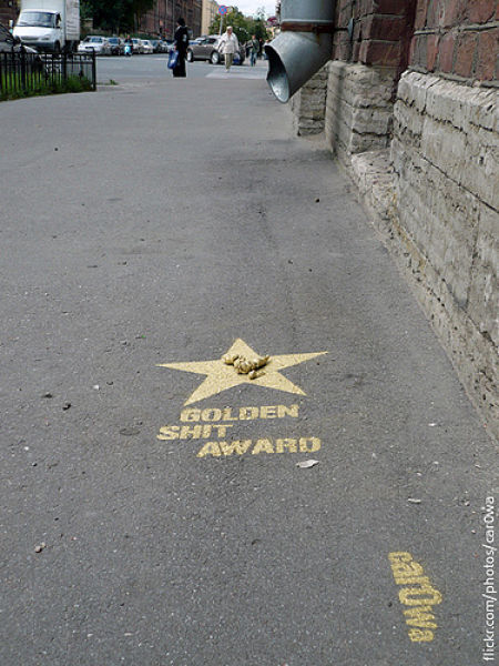 The Russian Golden Award (8 pics)