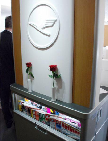On Board the Lufthansa A380 (25 pics)