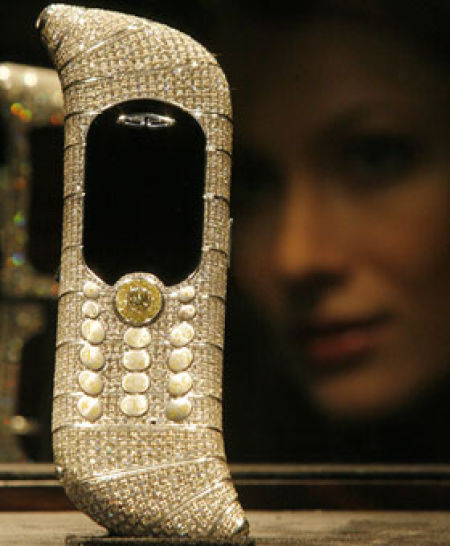 The World's Most Expensive Cell Phone (14 pics)