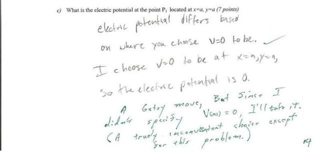 Unusual Exam Answers (39 pics)
