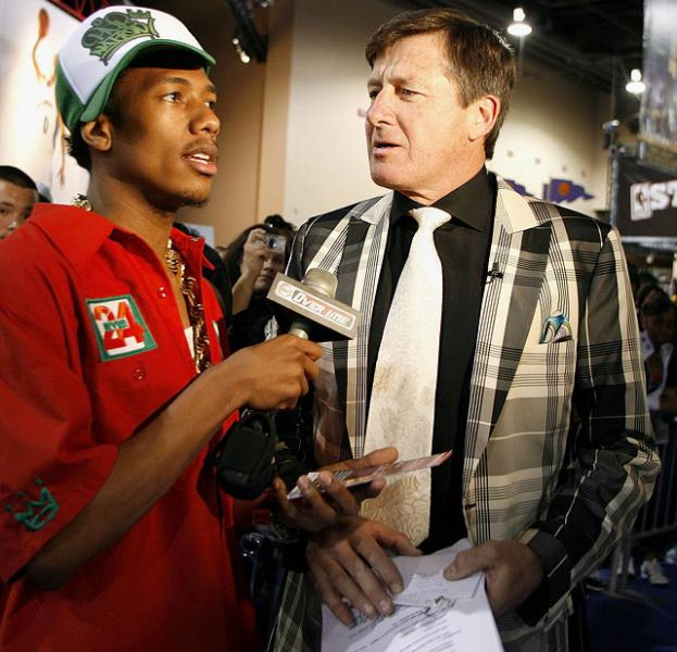 Craig Sager and His Crazy Suits (10 pics)