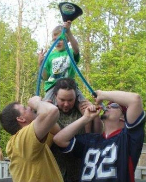 Best Beer Bong Fails (32 pics)