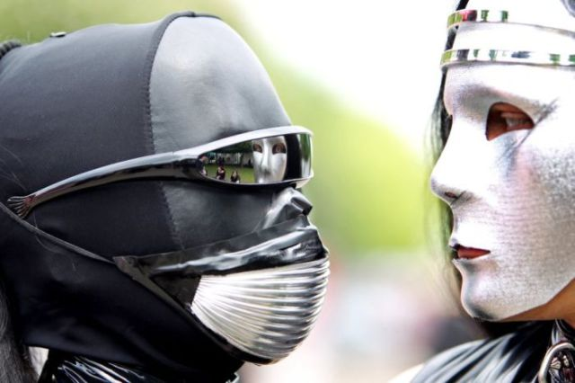 """German Festival for """"Dark"""" Music (32 pics)"""