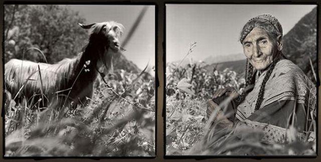 Portraits of Tribal People (152 pics)